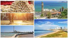 Tel Aviv collage