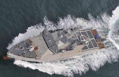 Spanish Navy BAM Tornado (P-44), LCS. Photo: Navantia