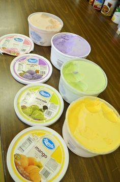 national geographic kids ice cream expedition brings tropical flavors to kids across the country Magnolia Ice Cream, Ice Creame, National Geographic Kids, Ube, Ice Cream Scoop, Gelato, Avocado, Mango, Tropical