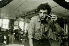 Danny Lyon, Self Portrait, Canal Street, NYC, 1969/70