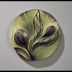 Botanical, jade Natalie Blake