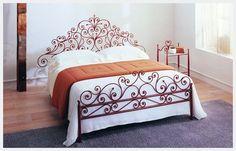 modelos de camas en hierro forjado - Buscar con Google