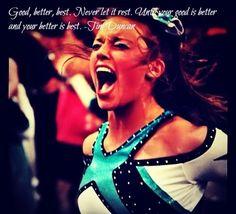 """""""Good, better, best. Never let it rest. Until your good is better, and your better is best."""" - Tim Duncan"""