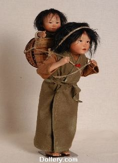 Dolls by Bets & Amy Van Boxel