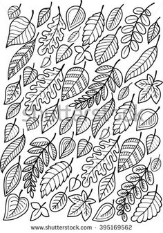 Hand draw doodle coloring page for adult. Raster copy, Hand draw doodle coloring page for adult. Raster copy, journal Hand draw doodle coloring page. Leaf Coloring Page, Fall Coloring Pages, Doodle Coloring, Adult Coloring Pages, Coloring Books, Pattern Coloring Pages, Flower Colouring Pages, Fall Coloring Pictures, Coloring Pages For Adults