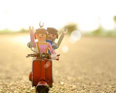 Playmobil+vespa