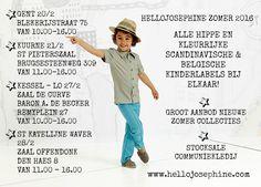 Collectie & Sample verkoop kinderkledij zomer 2016 (Sint Katelijne Waver) -- Sint Katelijne Waver -- 28/02