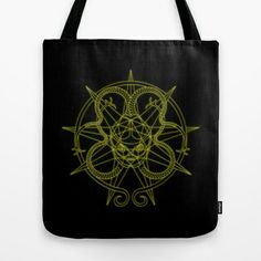 alien 2 Tote Bag by Pedro Vale - $22.00