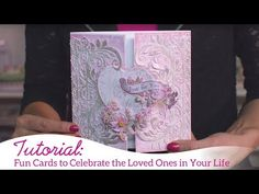 Debuting the Heartfelt Love Collection #tutorial #HeartfeltCreations  Creations