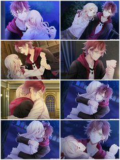 Visual novel |  Diabolik Lovers