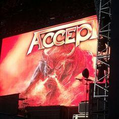 MONSTER OF ROCK! Accept