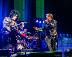 Steve Stevens Live with Billy Idol