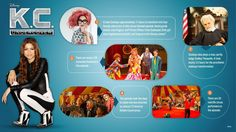 A special hour-long episode of K.C. Undercover will be airing on Disney Channel. To celebrate the  reveal, we've got an exclusive infographic detailing some fun facts about how the circus-themed episode was made.