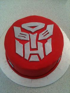 #Transformer party ideas . . .