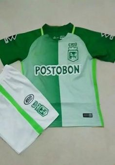 2017-18 Cheap Youth Kit Atletico Nacional Home Replica Football Shirt  2017-18 Cheap Youth Kit Atletico Nacional Home Replica Football Shirt  e7883700c935f