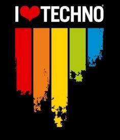#music techno