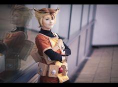 Thundercats 2011 - WilyKat #cosplay by Emi-zone