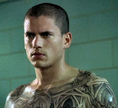 I miss you Wentworth Miller