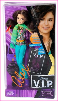 VIP Doll Ashley Tisdale | Disney VIP dolls are in high demand this holiday season, but you might ...