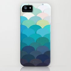 Teal iPhone & iPod Case by Julia Alison - $35.00