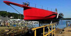 100 feet'lik Comanche || #comanche #yelken #yelkenli   #yat  #yacht #sailing #sail #deniz #sea   #yachting   #tekne   #boat   #boating   #jimclark   #super   #fast   #yatvitrini .. http://www.yatvitrini.com/100-feetlik-comanche-dunyanin-en-hizlisi--olabilecek-mi?pageID=128
