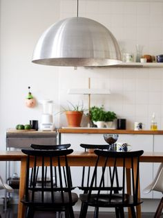 Kitchen | Riikka's home | Photo: Pupulandia