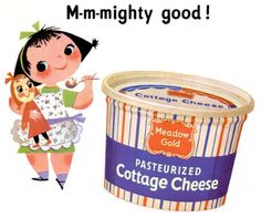 M-m-mighty good! Art by Mary Blair