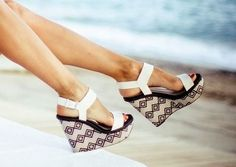 Perfect for vacation wedges