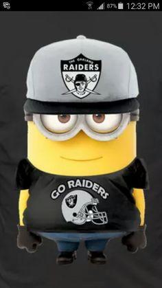 Raiders Minion