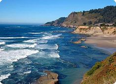 Otter Crest Scenic Viewpoint