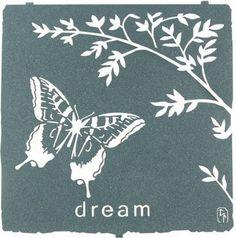 """Butterfly Dreams Rustic Metal Wall Art - 12"""""""""""