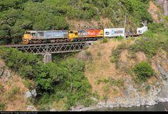 RailPictures.Net Photo: 7335 KiwiRail EMD GT22 MC (DFT) at Near Woodville, New Zealand by John Russell