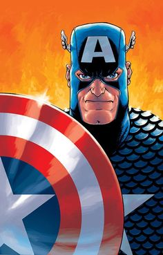 Steve Rogers (The Art Of Captain America)