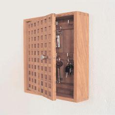 Letter Rack Keys Hooks Key Box Storage Letters Cabinet Wood Bamboo Wall Mounted | Pinterest | Key box Wood storage and Wall mount & Letter Rack Keys Hooks Key Box Storage Letters Cabinet Wood Bamboo ...