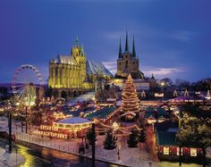 Christmas markets all over Germany