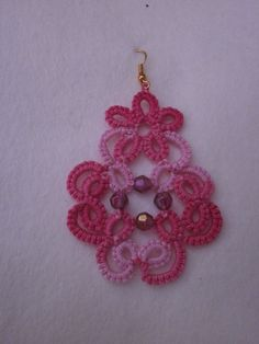 pendente sfumature di rosa