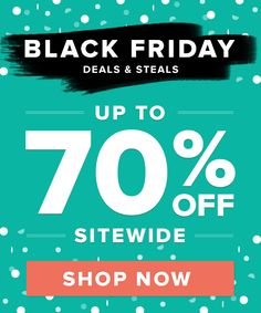 Darby Smart is having the Best Black Friday Sale