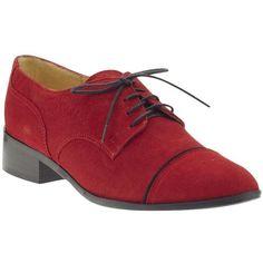 Plomo Shoes Yvanka ($60) via Polyvore