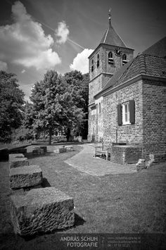 Old Church (Oosterbeek, The Netherlands) - Maybe old shot of a piece in my hometown now, pretty church..
