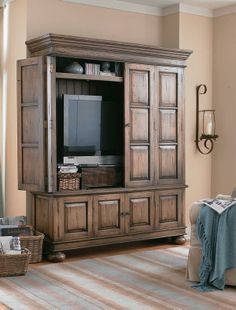 The Paladian Plasma Tv Cabinet A Wonderful Mahogany To Hide Away Your