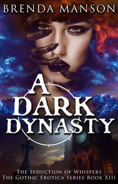 A Dark Dynasty - Brenda Manson Romance Book Cover