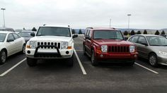 Jeep commander nation