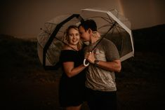 This couple shoot was magic like in full on double rainbows and golden light streaming through the clouds. Pretoria, sometimes you amaze me. Cute Umbrellas, Rainy Season, Pretoria, Couple Shoot, Travel Photographer, Couple Photography, Africa, Told You So, Clouds