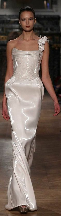 Tony Ward Couture S/S 2014 Remarkable bodice