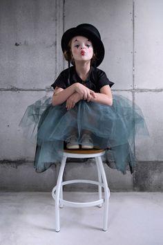 Fashionkins // Whimsical Harlequin Costume | Babiekins Magazine