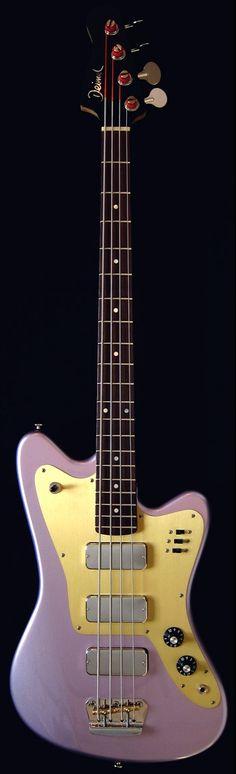 Deimel Guitarworks Firestar Bass --- https://www.pinterest.com/lardyfatboy/