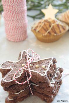 christmas cookies angels