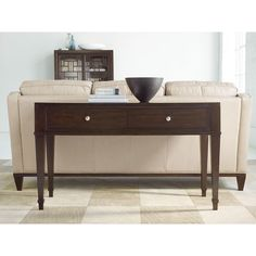 Hooker Furniture Ludlow Sofa Table 1030-81151