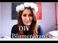 ▶ [Tutorial] DIY Blumenkranz - YouTube