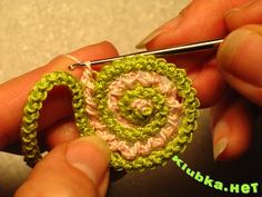 Curvature Crochet Tutorial